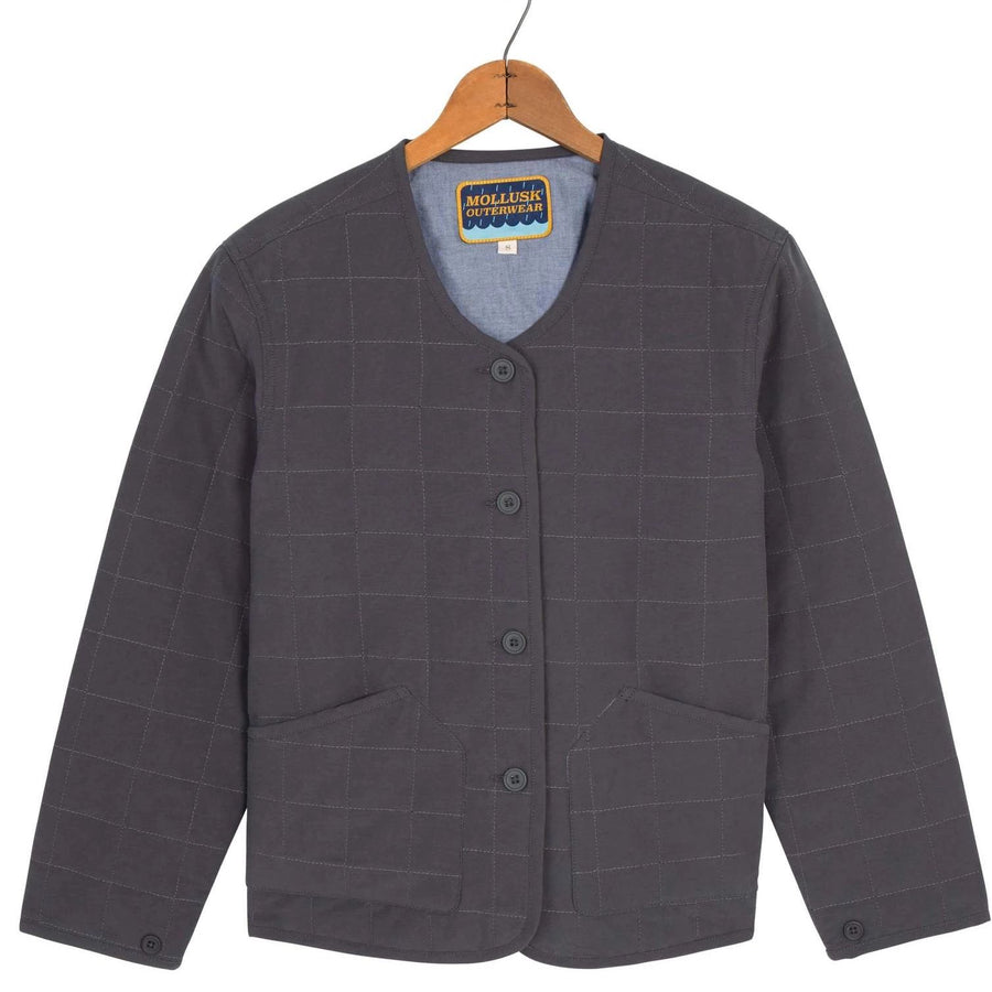 Barn Jacket - Faded Navy