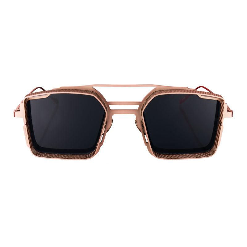 VYSEN Eyewear LUIGI Rose Gold/Black Sunglasses
