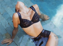 Sicilia Dark Night Bra