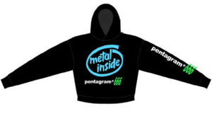 Ashley Williams Metal Inside Track Hoodie