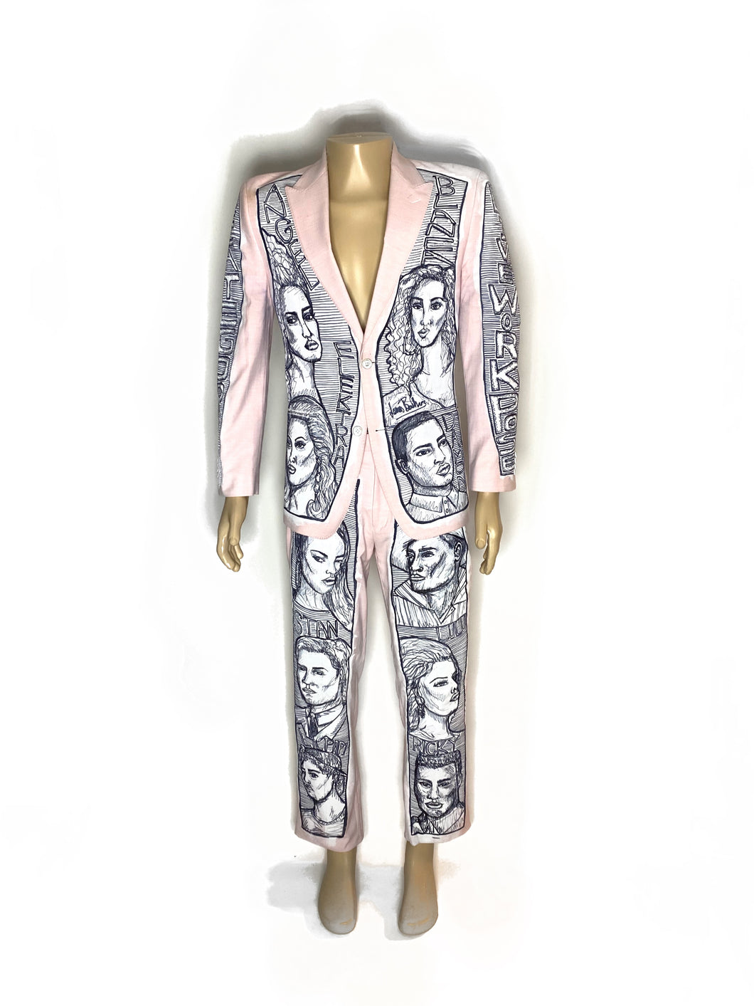 BEILHARZ Pose 2 Piece Suit