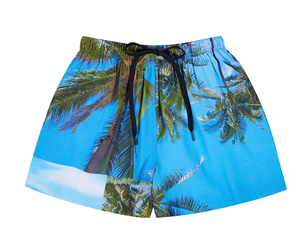 Natasha Zinko DUO Shorts Palm