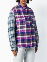 Natasha Zinko Plaid Shirt