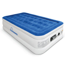 SoundAsleep Dream Series Air Mattress with ComfortCoil Technology & Internal High Capacity Pump - Twin XL Size