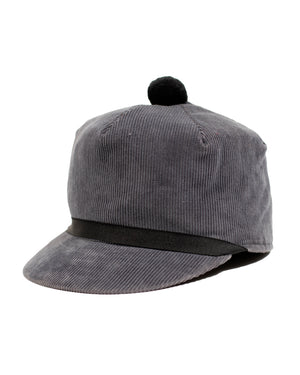 Stockman Cap | Grey