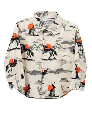 Long Sleeve Shirt | Wild Horses