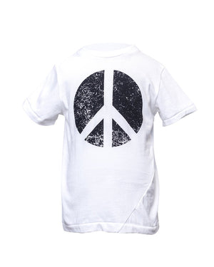 Kids Graphic T-Shirt - Peace - front