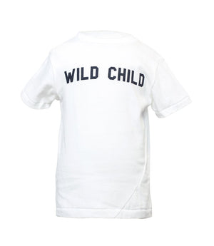 Kids Graphic T-shirt -Wild Child - front
