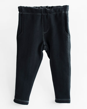 Jackrabbit Trouser | Black Herringbone