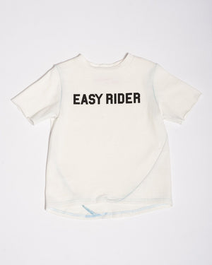 Cotton easy rider t-shirt