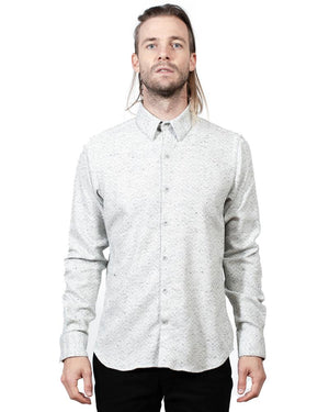 Dylan Shirt | White Out