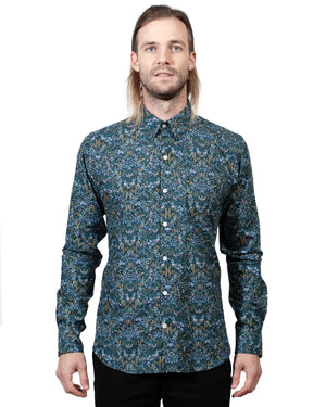 Dylan Shirt | Winter Floral