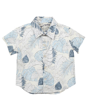 Short Sleeve Shirt | Faded Flora
