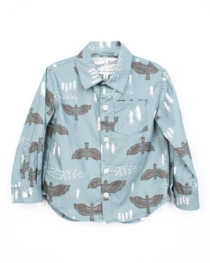 Hopper Shirt Long Sleeve | Above the Pines