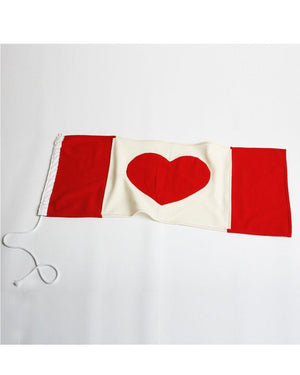 Canadian Flag | Heart