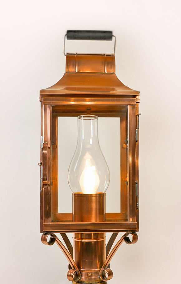 Barn Light Post Lantern