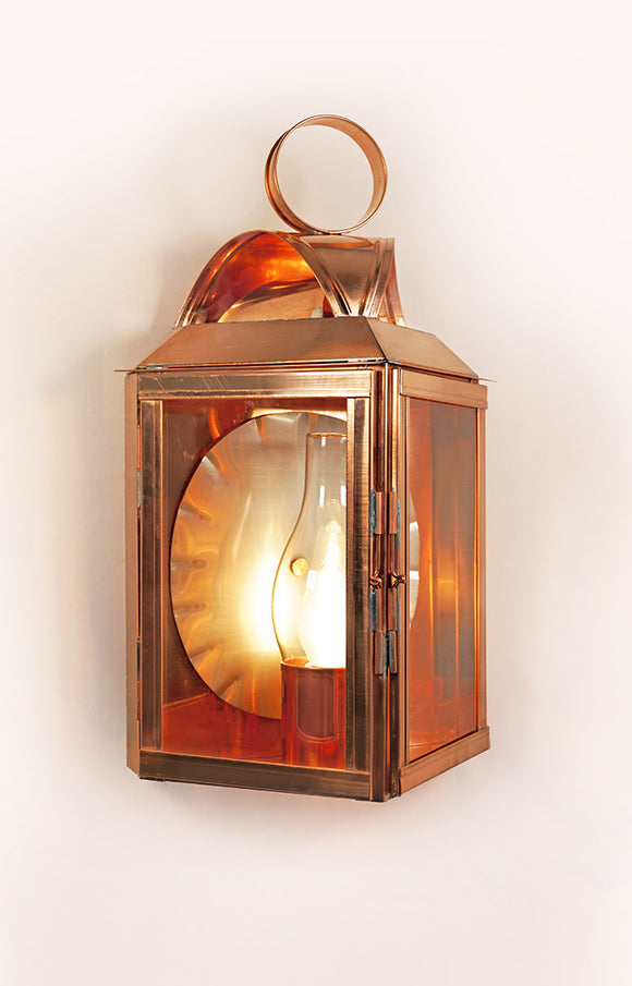 Boston Traditional Wall Lantern