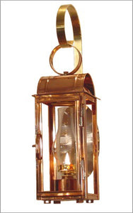 Highland Light Oil/Candle Lantern