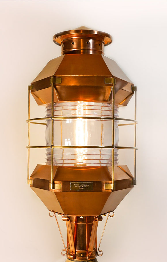 Navigation Post Lantern