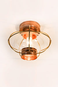 Onion Ceiling Lantern - Without Cones