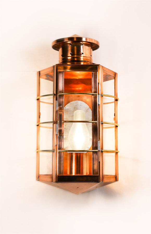 Tonset Traditional Wall Lantern