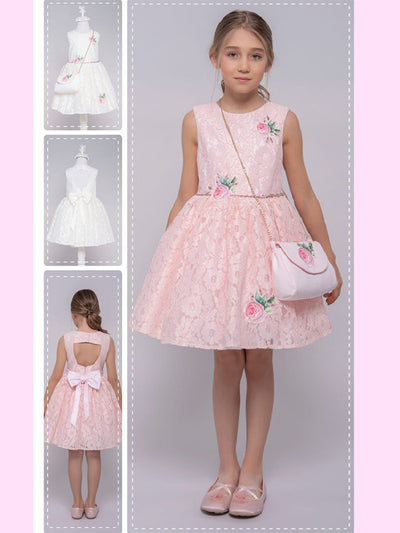 Rosa Dress - Chikids Fashion