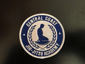Official Central Coast Jiu-Jitsu Academy 3x3 Patch