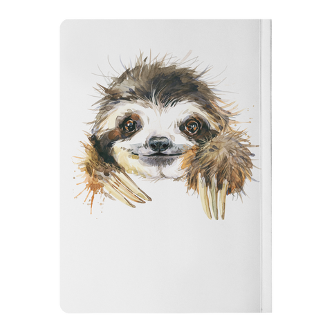 Image of Happy Sloth | Paperback Journal