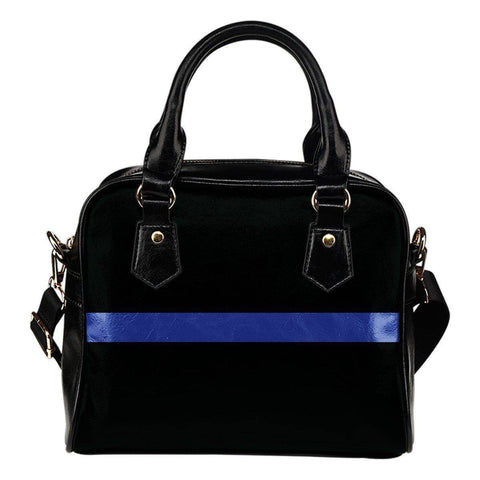 Image of Premium Thin Blue Line Hand Bag Thin Blue Line