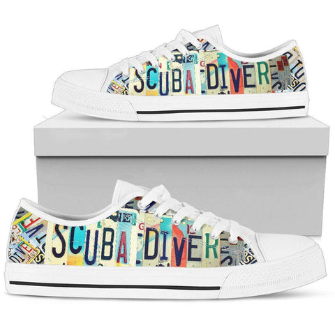 Image of Scuba Diver Shoes | Premium Low Cut Shoes