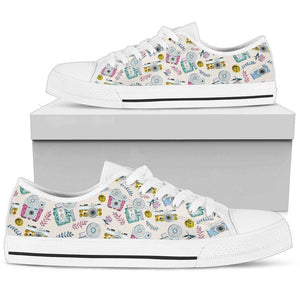 Photograph Women's Low Top Shoe
