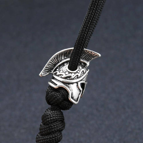 Image of Spartan Custom Paracord Lanyard, Are You a Warrior? Key Chains