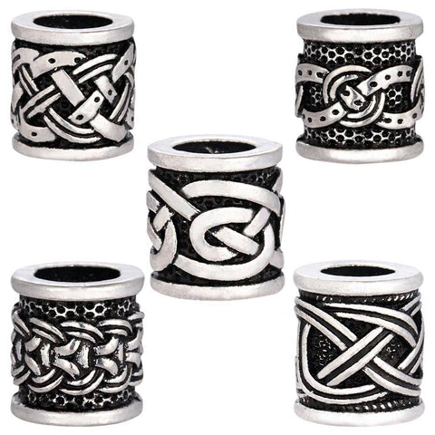 Vikings Antique Silver Beads Beads