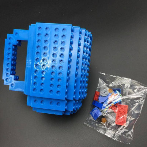 Build-On Brick Mug 350 ml Mugs