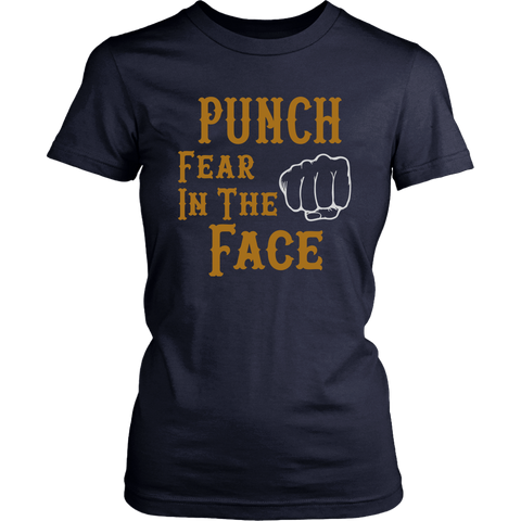 Image of Punch Fear In The Face