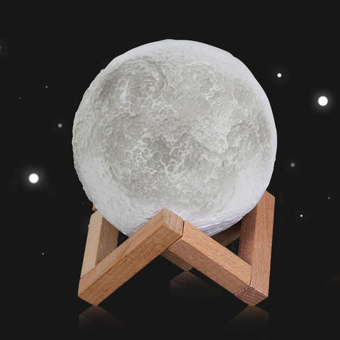 LED Moon Lamp Night Light Night Lights