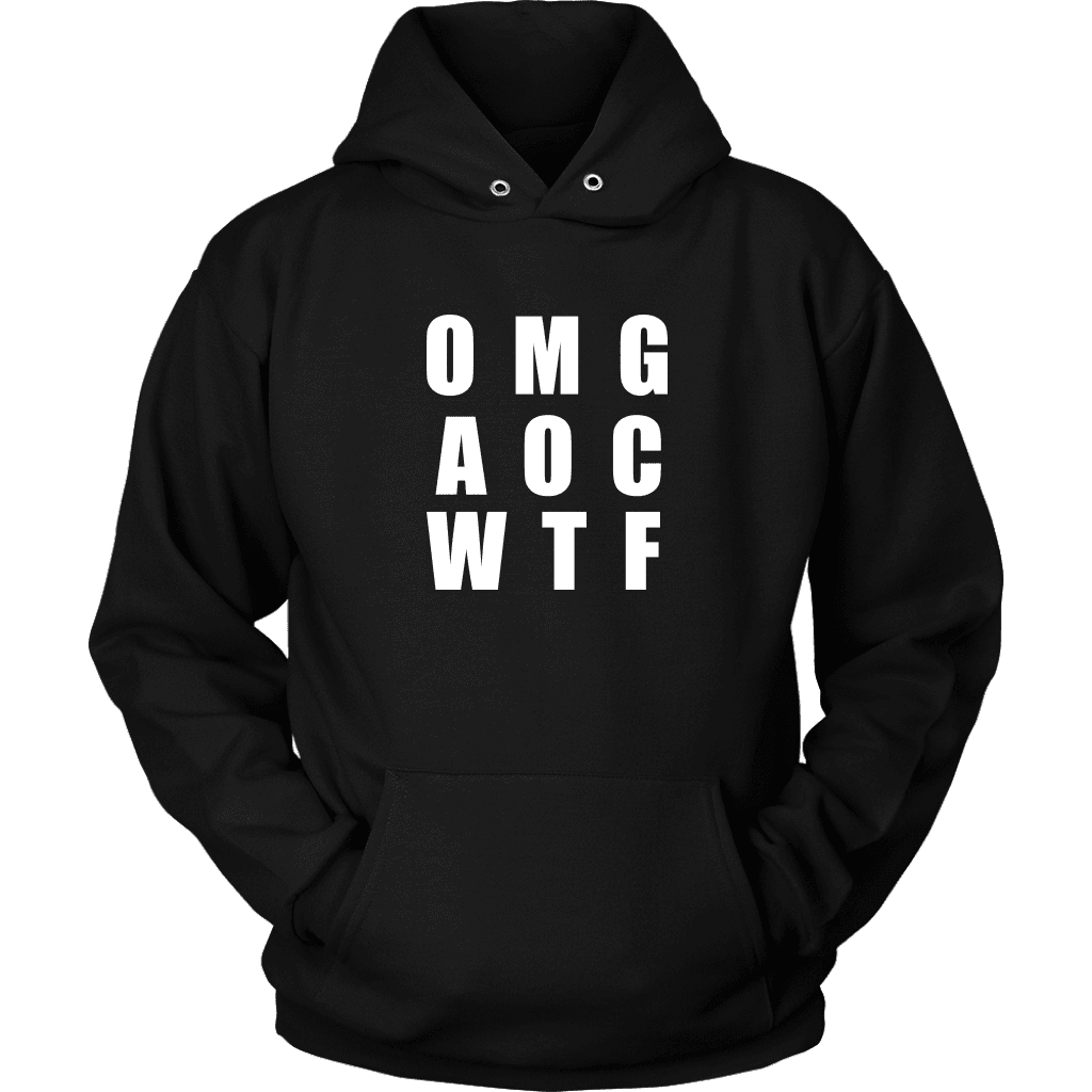 Well There you have it... T-shirt Unisex Hoodie Black S