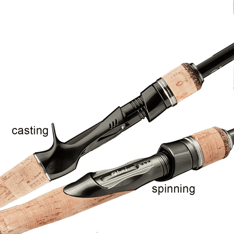 The Hurricane | Spin and Baitcasting Fishing Rods