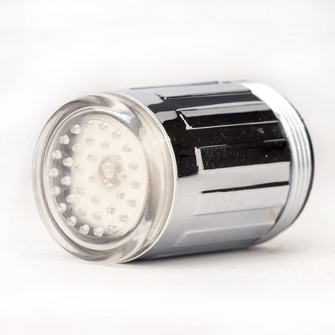 Image of Keep From Getting Burned | LED Temperature Controlled Faucet Light Aerators