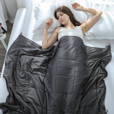 Image of Weighted Blanket for Decompression