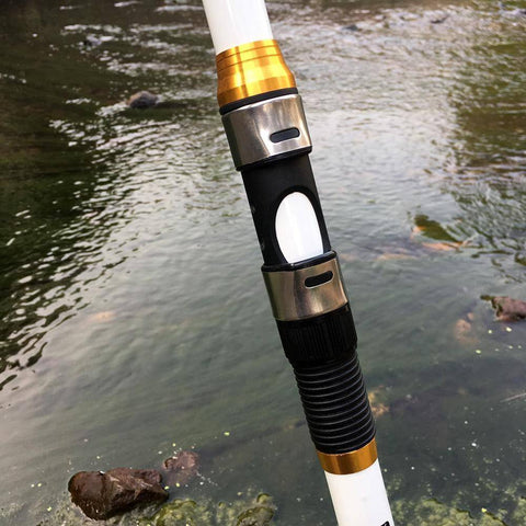 Image of Carbon Fiber Reinforced Telescopic Fishing Rod, Amazing Strength