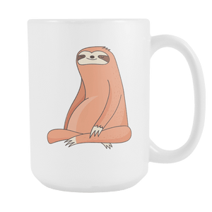 Sloth Coffee Mugs Set 1 Drinkware Chill out