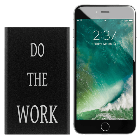 Image of Do The Work Power Bank Power Banks