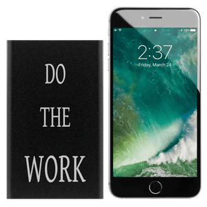 Do The Work Power Bank Power Banks