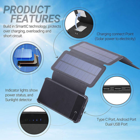 Best Solar Power Bank | Don't Miss Out