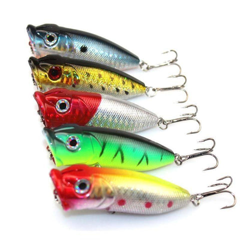 6.5cm 10g Popper Fishing Lure Fishing Lures All 5