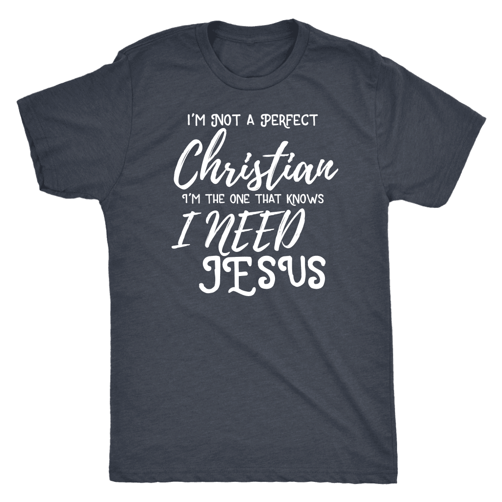 Not A Perfect Christian, Shirts