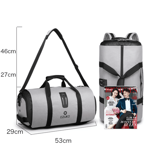 Image of Multi-Function Travel Bag | Best Bag for Travel and Daily Use