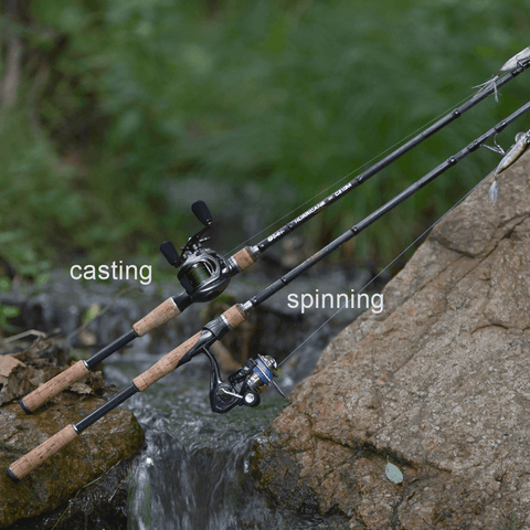 Image of The Hurricane | Spin and Baitcasting Fishing Rods Fishing Rods