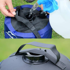 Utra-LIght Pressure Shower | Surf, Camp, Prepping, or Backpacking Water Bags
